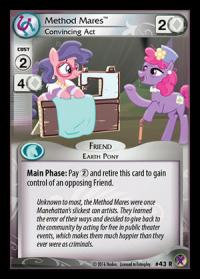 my little pony marks in time method mares convincing act