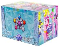 my little pony my little pony sealed product crystal games theme deck box