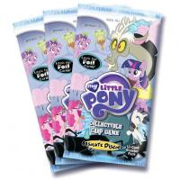 my little pony my little pony sealed product mlp ccg absolute discord complete base set 181 cards