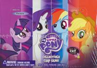 my little pony my little pony sealed product premiere set theme deck box