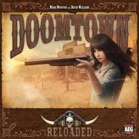 other games board games doomtown reloaded base set board card game