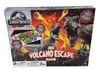 other games board games jurassic world volcano escape game