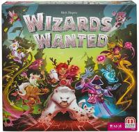 other games board games wizards wanted board game
