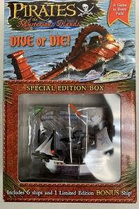 pirates wizkids pirates boxes and packs dive or die special edition box independence