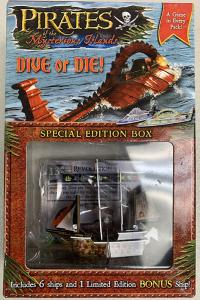 pirates wizkids pirates boxes and packs dive or die special edition box revolution