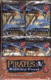 pirates wizkids pirates boxes and packs pirates of the barbary coast booster box