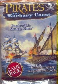 pirates wizkids pirates boxes and packs pirates of the barbary coast booster pack