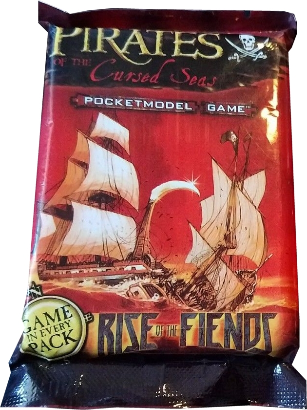 Pirates Rise of Fiends Booster Pack