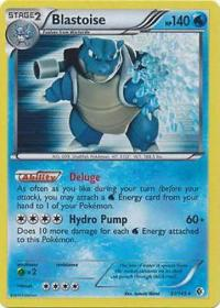 pokemon boundaries crossed blastoise 31 149 non holo