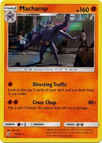 pokemon detective pikachu machamp 13 18