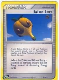 pokemon ex dragon balloon berry 82 97