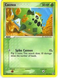 pokemon ex emerald cacnea 44 106