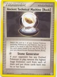 pokemon ex hidden legends ancient technical machine ice 84 101