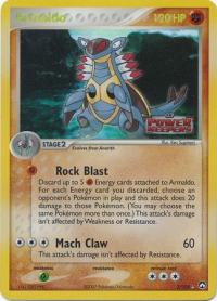 pokemon ex power keepers armaldo 3 108 rh