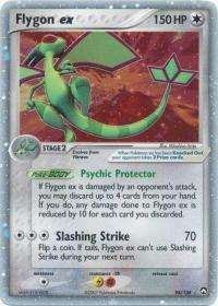 pokemon ex power keepers flygon ex 94 108
