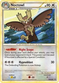 pokemon heartgold soulsilver promos noctowl hgss06
