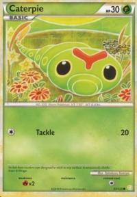 pokemon heartgold soulsilver caterpie 57 123