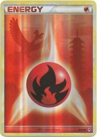 pokemon hgss call of legends fire energy 89 95