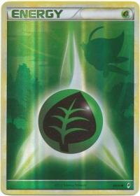 pokemon hgss call of legends grass energy 88 95