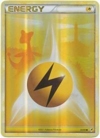pokemon hgss call of legends lighting energy 91 95