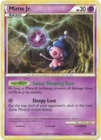 pokemon hgss call of legends mime jr 47 95