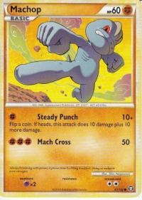pokemon hgss triumphant machop 67 102 rh