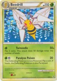 pokemon hgss unleashed beedrill 12 95