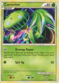 pokemon hgss unleashed carnivine 46 95