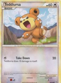 pokemon hgss unleashed teddiursa 65 95 rh