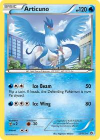 pokemon legendary treasures articuno 32 113
