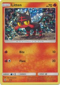 pokemon mcdonald s collection 2017 litten 3 13 mcdonald s collection 2017