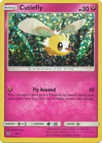 pokemon mcdonald s collection 2017 cutiefly 10 12 mcdonald s collection 2017