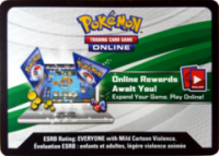 pokemon online tcg codes 2017 pokemon collector s chest code card