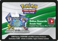 pokemon online tcg codes buzzwole gx xurkitree gx premium collection code card