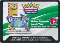 pokemon online tcg codes battle heart pikachu ex code card