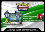 pokemon online tcg codes sm guardians rising online code card