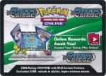 pokemon online tcg codes xy steam siege code card