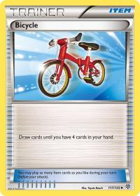 pokemon plasma storm bicycle 117 135