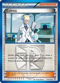 pokemon plasma storm colress 118 135