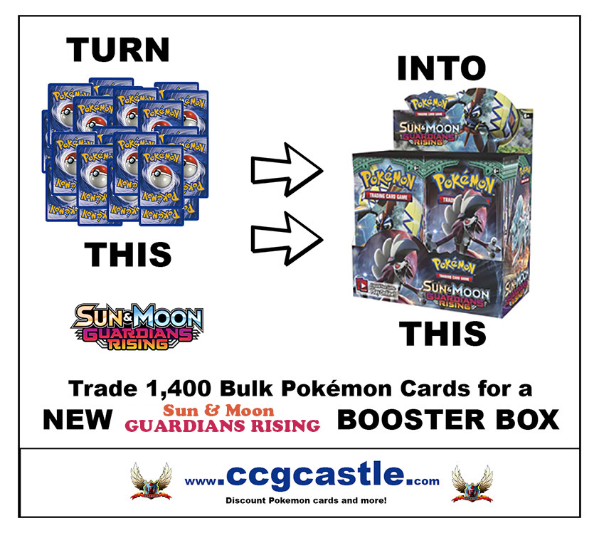 1,400 Bulk for Box (GUARDIANS RISING) Deal!