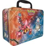 pokemon pokemon boxes and packs 2016 collector s chest lunch box tin