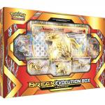 pokemon pokemon boxes and packs arcanine break evolution box