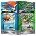 pokemon pokemon boxes and packs battle arena decks rayquaza vs keldeo