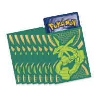 pokemon pokemon pins coins accesories celestial storm rayquaza deck sleeves