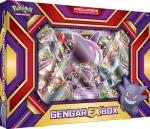 pokemon pokemon boxes and packs gengar ex box