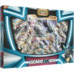 pokemon pokemon boxes and packs lucario gx box