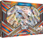 pokemon pokemon boxes and packs lycanroc gx box set