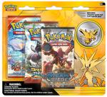 pokemon pokemon boxes and packs pokemon legendary collector s pin 3 pack zapdos