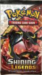 pokemon pokemon boxes and packs shining legends booster pack