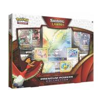 pokemon pokemon boxes and packs shining legends premium powers collection